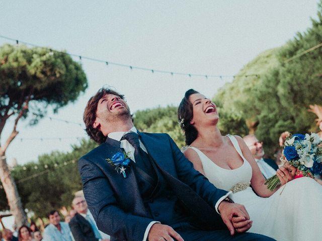 La boda de Pepe y Leticia en El Rompido, Huelva 1