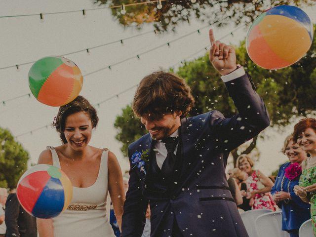 La boda de Pepe y Leticia en El Rompido, Huelva 4
