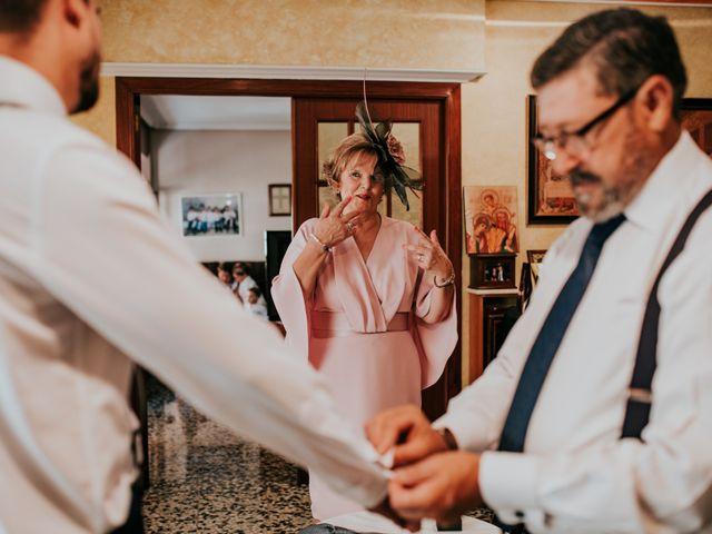 La boda de David y Judit en Valencia, Valencia 13