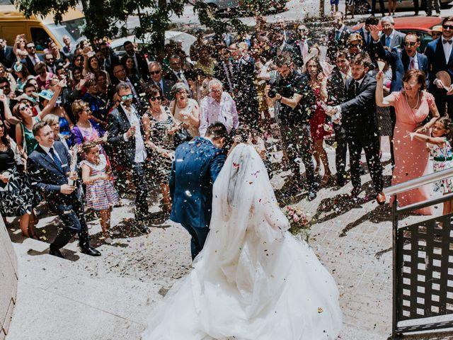 La boda de David y Judit en Valencia, Valencia 27