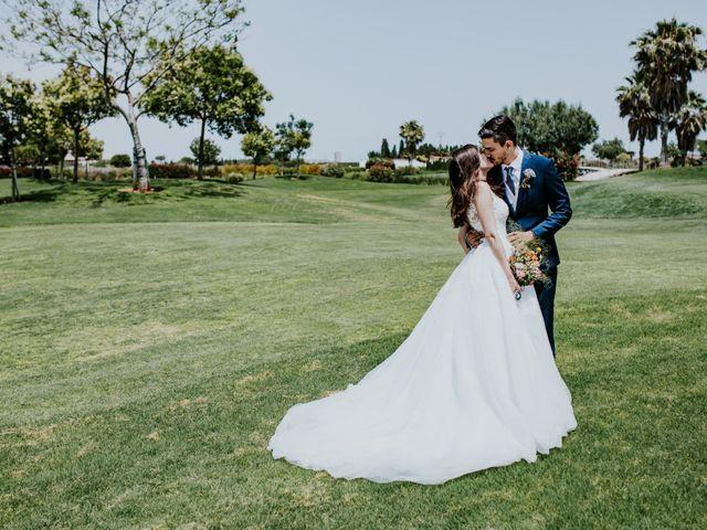 La boda de David y Judit en Valencia, Valencia 28