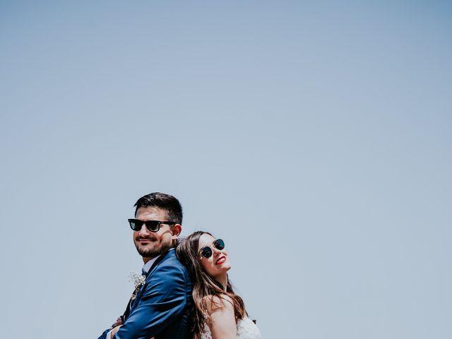 La boda de David y Judit en Valencia, Valencia 1