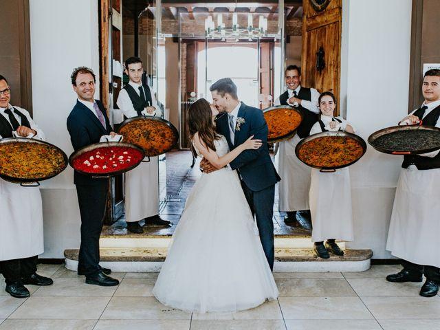 La boda de David y Judit en Valencia, Valencia 30