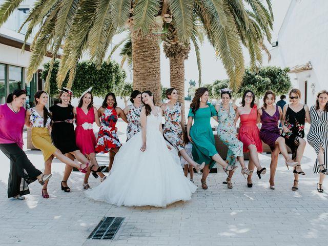 La boda de David y Judit en Valencia, Valencia 35