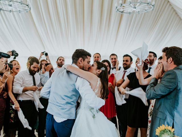 La boda de David y Judit en Valencia, Valencia 37