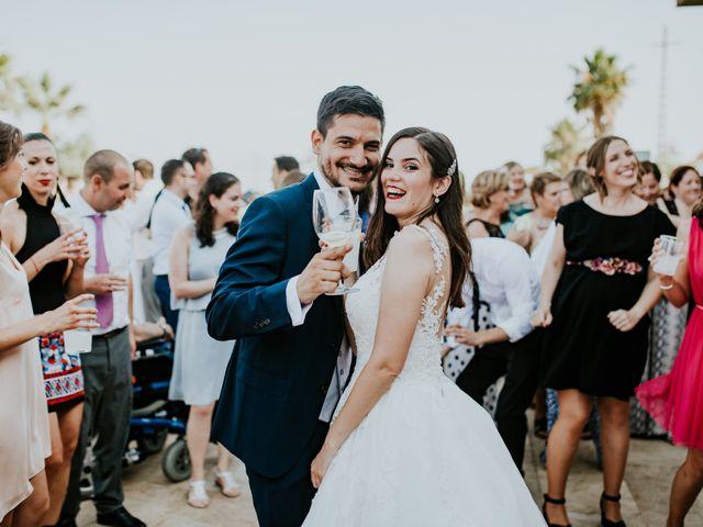 La boda de David y Judit en Valencia, Valencia 2