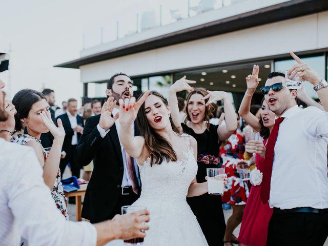 La boda de David y Judit en Valencia, Valencia 43