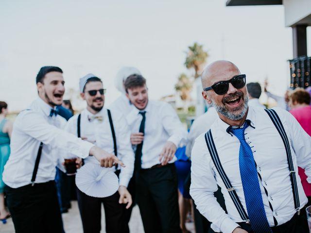 La boda de David y Judit en Valencia, Valencia 45
