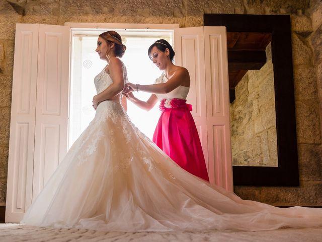 La boda de Manu y Jenny en Redondela, Pontevedra 9