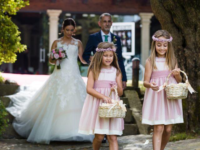 La boda de Manu y Jenny en Redondela, Pontevedra 20