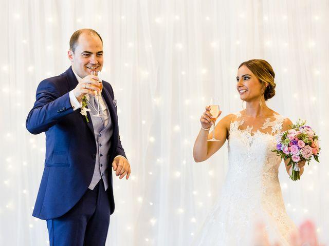 La boda de Manu y Jenny en Redondela, Pontevedra 41