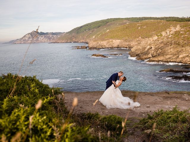 La boda de Manu y Jenny en Redondela, Pontevedra 54