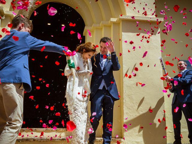 La boda de Víctor y Esther en Zaragoza, Zaragoza 17