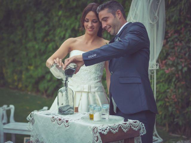 La boda de Toni y Mariona en Sant Fost De Campsentelles, Barcelona 38