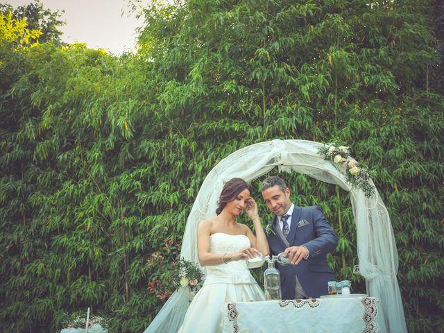 La boda de Toni y Mariona en Sant Fost De Campsentelles, Barcelona 39