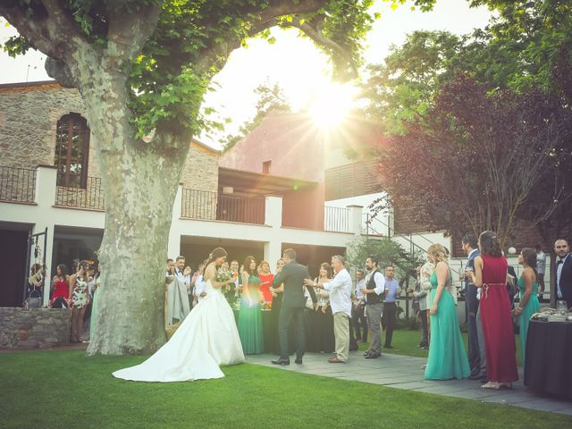 La boda de Toni y Mariona en Sant Fost De Campsentelles, Barcelona 44