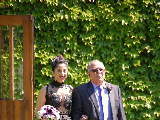 La boda de GORKA y EVA en Nigran, Pontevedra 18