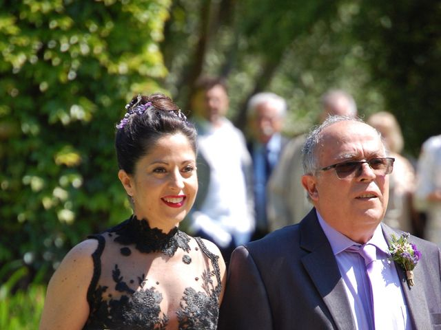 La boda de GORKA y EVA en Nigran, Pontevedra 19