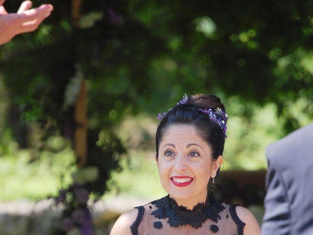 La boda de GORKA y EVA en Nigran, Pontevedra 22