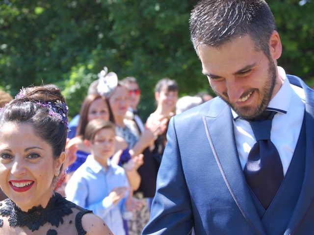 La boda de GORKA y EVA en Nigran, Pontevedra 23