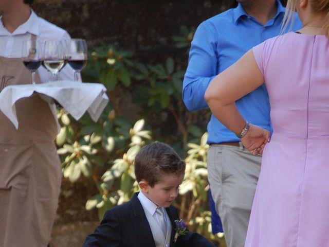La boda de GORKA y EVA en Nigran, Pontevedra 24