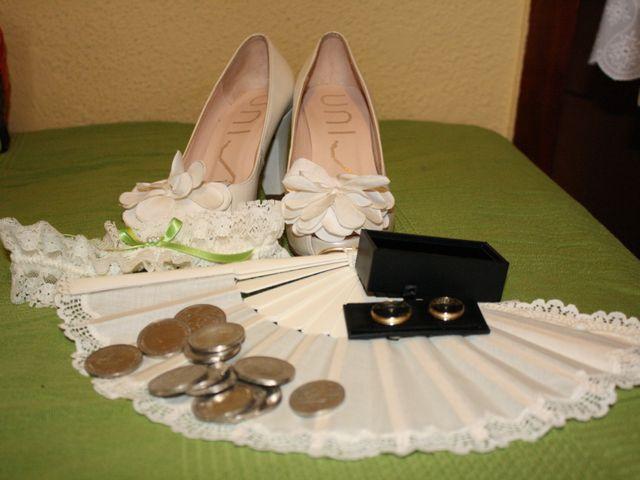 La boda de Mercedes y Jesùs en Ulea, Murcia 1