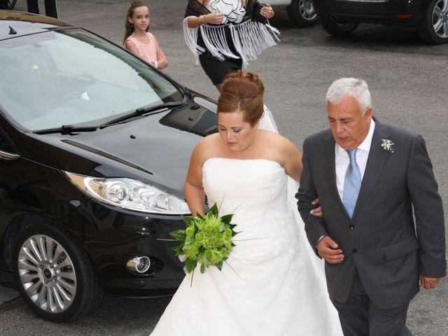 La boda de Mercedes y Jesùs en Ulea, Murcia 2