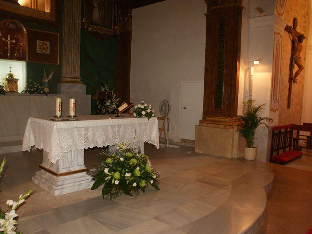 La boda de Mercedes y Jesùs en Ulea, Murcia 4