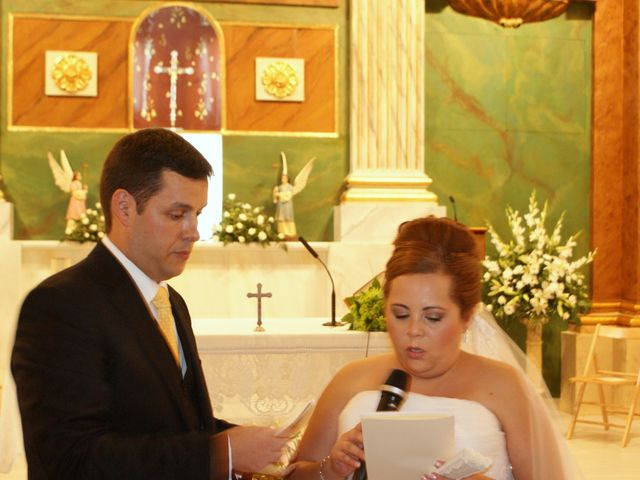 La boda de Mercedes y Jesùs en Ulea, Murcia 6