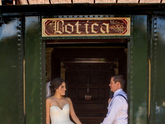 La boda de Moises y Carmen en Madrid, Madrid 20