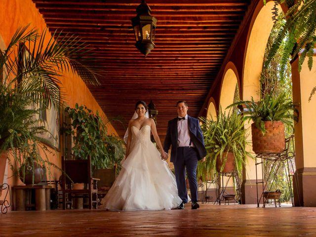 La boda de Moises y Carmen en Madrid, Madrid 22