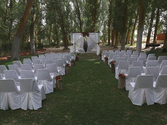 La boda de Juanjo y Sara en Saelices, Cuenca 3
