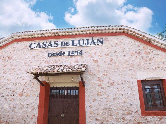 La boda de Juanjo y Sara en Saelices, Cuenca 4