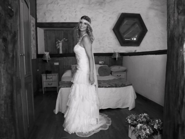 La boda de Juanjo y Sara en Saelices, Cuenca 9