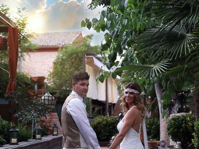 La boda de Juanjo y Sara en Saelices, Cuenca 11