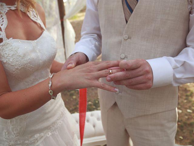 La boda de Juanjo y Sara en Saelices, Cuenca 12