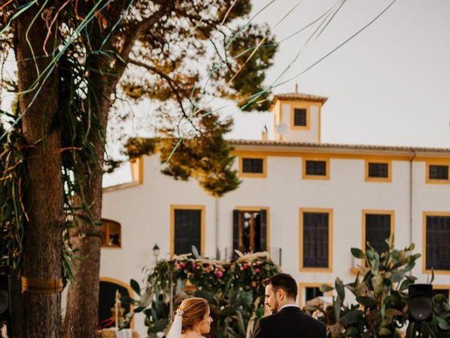 La boda de Joan  y Carolina mas  en Palma De Mallorca, Islas Baleares 1
