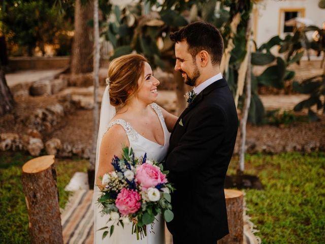 La boda de Joan  y Carolina mas  en Palma De Mallorca, Islas Baleares 2