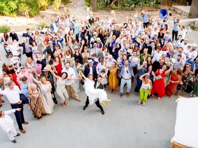 La boda de Joan  y Carolina mas  en Palma De Mallorca, Islas Baleares 5