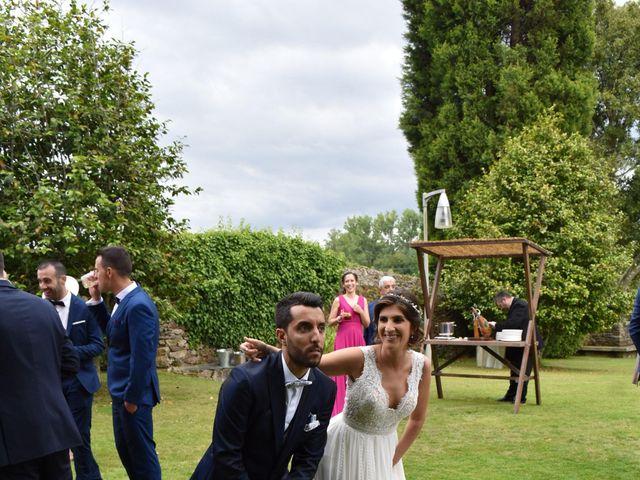 La boda de FRAN y MARIA en Cambre, A Coruña 5
