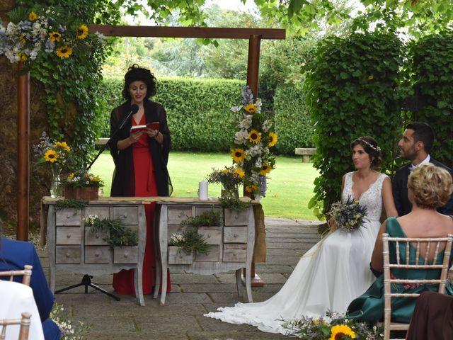 La boda de FRAN y MARIA en Cambre, A Coruña 6