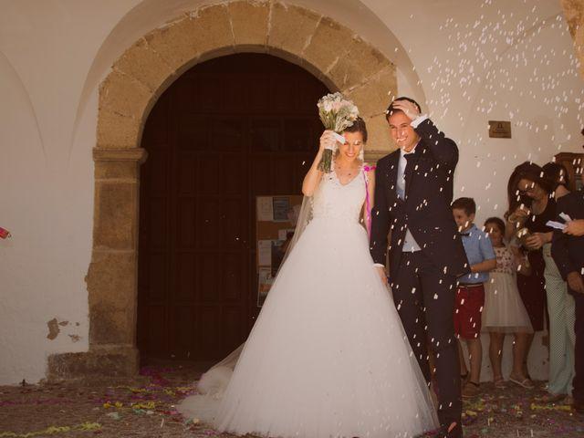 La boda de Francisco y Marisol en Cáceres, Cáceres 25