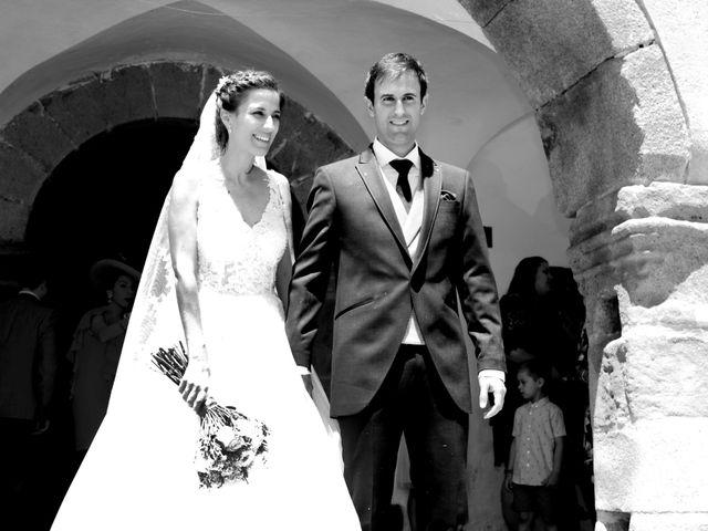 La boda de Francisco y Marisol en Cáceres, Cáceres 27
