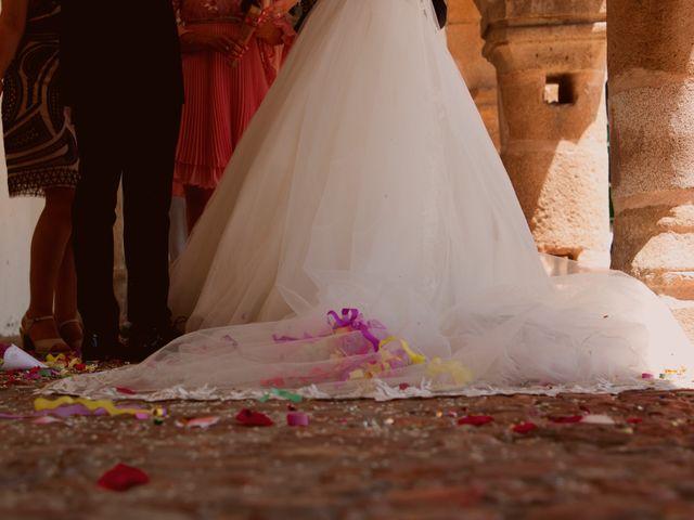 La boda de Francisco y Marisol en Cáceres, Cáceres 30