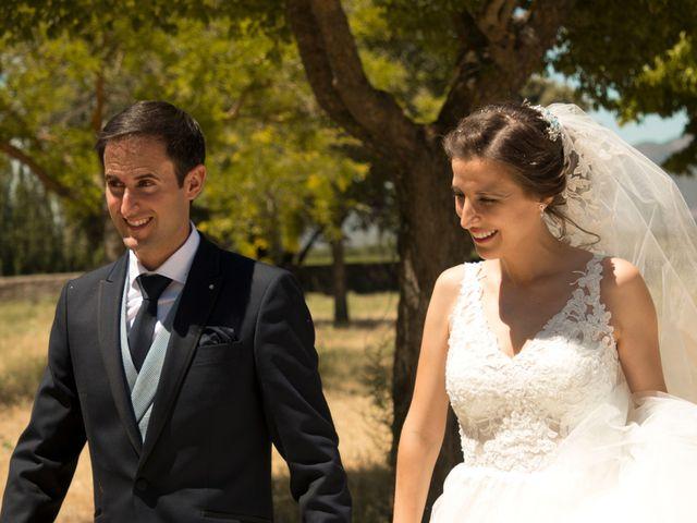 La boda de Francisco y Marisol en Cáceres, Cáceres 36