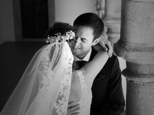 La boda de Francisco y Marisol en Cáceres, Cáceres 38