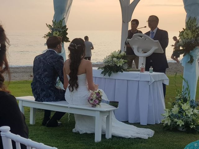 La boda de Rubén  y Hansely  en Granada, Granada 1