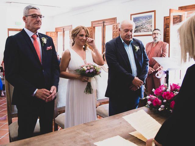 La boda de Manolo y Mónica en Yebes, Guadalajara 9