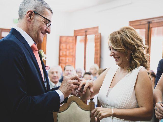 La boda de Manolo y Mónica en Yebes, Guadalajara 11
