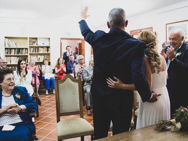 La boda de Manolo y Mónica en Yebes, Guadalajara 13